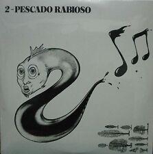 PESCADO RABIOSO LP VINYL PESCADO 2 NEW SEALED SPINETTA PSYCH PROG ARGENTINA