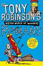 TONY robinson's Weird World of Maravillas ___ Romans ___ NUEVO