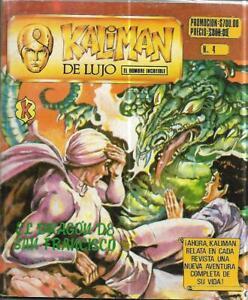 Kaliman De Lujo - #4 - Mexico