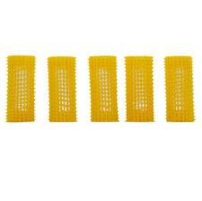 Hair Volume Up Rollers JET SET EZ GRIP DIY Setting Styling Kit Yellow 31mm