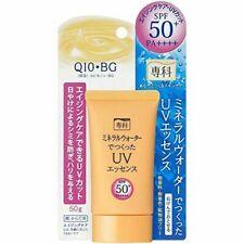SHISEIDO Senka Aging Care UV Mineral Water Sunscreen SPF50+ PA++++ 50g Japan