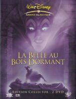 EDITION COLLECTOR 2 DVD LA BELLE AU BOIS DORMANT WALT DISNEY