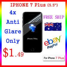 "4x Premium Anti-Glare Screen Film Display Protect Apple Guard iphone7 Plus 5.5"""