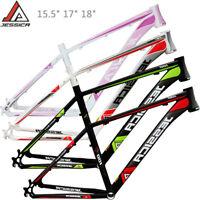 "15.5"" 17"" 18"" Aluminum MTB Bicycle Frame 26er BB68 XC Mountain Bike Framesets"