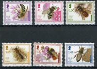 Isle of Man MiNr. 1792-97 postfrisch MNH Insekten (G349
