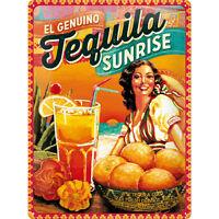 * Tequila Mexico Bar Lounge Diners Cafè Werbung Repro-schild Poster  *215