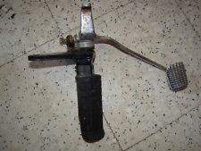 SUZUKI GZ 125 MARAUDER - 2002 - CALE PIED AVANT DROIT + PEDALE DE FREIN ARRIERE