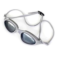 Water Sport PC Anti-fog UV Swimming Unbrand Swim Goggles Glasses Grey Color 700F