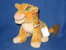NALA the LIONESS -THE LION KING - DISNEY STORE EXCLUSIVE - TAGS ATTACHED - RARE