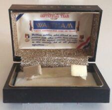 Scatola WALTHAM Vintage Watch Box 7.5 11.5 cm
