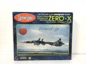 Gerry Anderson Thunderbirds ZERO-X Movie Exclusive ver Diecast Model Ahoshima