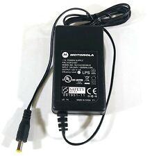 Motorola NU12-6120100-I3 AC Adapter 12V 1A Original Charger Power Supply E444