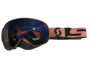 Scott LCG Ski Goggle Orange With Five Quick Change Lenses - RRP £410