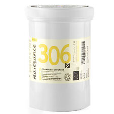 Naissance Shea Butter Unrefined Certified Organic 500g Vegan & Fragrance-Free