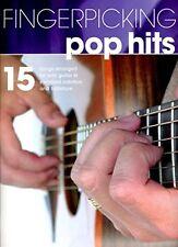 Partition guitare - Fingerpicking Pop Hits