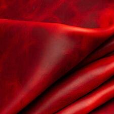 Badalassi Carlo Wax Papavero 1.8-2.0 mm Thick Veg Tanned Italian Leather