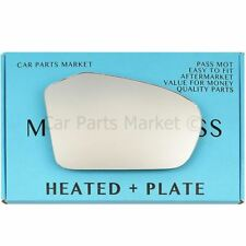 For Mercedes B-Class 2005-08 Right side Flat Electric wing mirror glass +plate