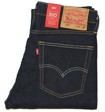 << Neuf Inventaire >> LEVI'S Hommes 510 Skinny Jeans Extensible W28-36 L29-36