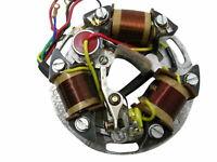 Vespa Zündgrundplatte Zündung 6V 5-Kabel Kontaktzündung Vespa VNA VNB(N-735)