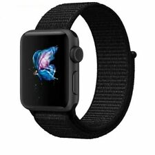 Nylon Sports Band For Apple Watch Sport Loop iWatch Series 4/3/2/1 42/44mm