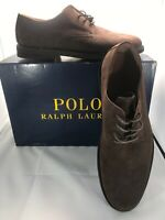 BNIB POLO RALPH LAUREN MENS TORIAN-LU-DRS SHOES CASUAL DRESS FORMAL SHOES UK 12