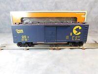 LIONEL 6-17245 C&O BOXCAR CHESSIE SYSTEM 495119