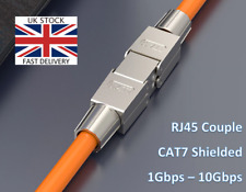 More details for linkwylan rj45 toolless network cat7 couple link join bridge connector cable