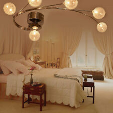 Modern Fixture Lighting Crystal Light Lighting Ceiling Pendant Chandelier Lamp