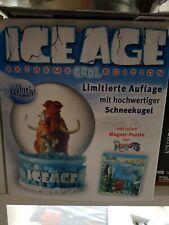 Ice Age (limited 2 mit Schneekugel), Limited Edition, DVD.  neu & OVP