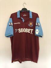 West Ham United Home Football Shirt 2010/11 10 11 GRANDAD NO.1 XL BNWT
