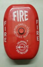 Howler Site Fire Alarm - Push On/Off Switch