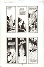 Books of Magic Annual #1 p.33 - Very Fables-esque - 1997 art by Mark Buckingham