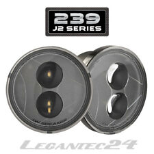Set JW Speaker 239 J2 Wrangler JK LED Front Blinker Klar Clear E-geprüft neu