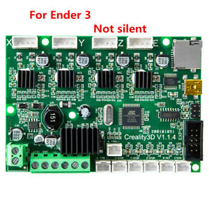 Creality Ender 3 Replacement V1.1.4 Motherboard Main Board DC 24V
