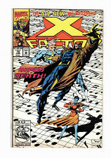 1 #79 Marvel Comics June 1992 NM X-Factor Quesada Nowlan David Fern Milgrom Vol
