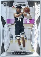 2019-20 Panini Rui Hachimura Prizm Rookie Card RC Washington Wizards 📈🔥