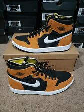 Air Jordan 1 Zoom CMFT Black Monarch ROTY CT0978-002 Size 10 BRAND NEW