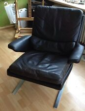 Design 60's 70's Lounge Kufen Swing Chair Sessel COR Reinhold Adolf Vintage