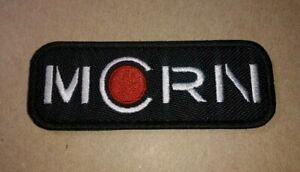 """E0026 TV/MOVIE PATCH THE EXPANSE - """"MCRN LOGO """" PATCH EMBROIDERED HORIZONTAL"""