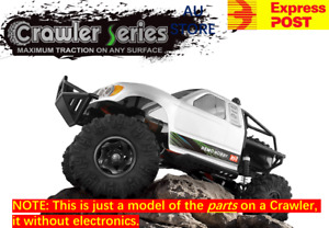 AU Store Remo hobby 1/10 4WD Rock Crawler TRAIL RIGS Truck Chassis Kit Versions