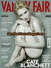 Italian Vanity Fair 10/07,Cate Blanchett,October 2007,NEW