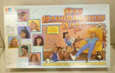 Vintage THE BABY-SITTERS CLUB Board Game - Complete 1989