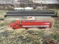 K Wiking 24882 Esso Tanker Trailer Truck   HO 1/87