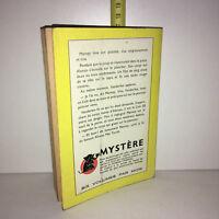 Peter Cheyney DOUBLE ALIBI Presses de la cité 1957 POCHE un Mystère - ZZ-6475