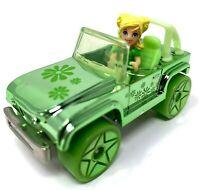 Polly Pocket Polly Wheels #32 Green Dream Car 2007 Series 3