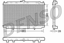 Denso Radiator DRM46010 Replaces 214102F600 732529