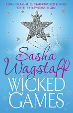Wicked Games,Wagstaff, Sasha,Excellent Book mon0000067468