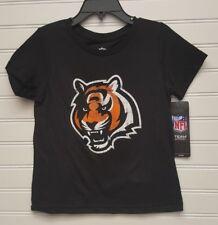NFL Team Apparel Kids Cincinatti Bengals TShirt Size 3T NWT