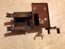 Kubota B5100 tractor Battery Tray and Diesel Tank Holder