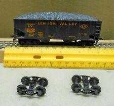 Ho - Lehigh Valley - Hopper Car - Marx Usa